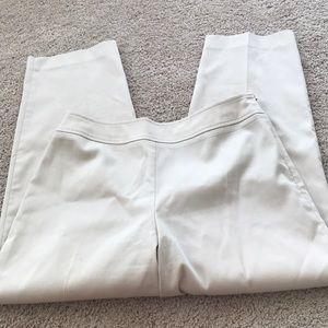 Mixit Pants - MIXIT cream dress pants